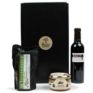 Coffret gourmand du terroir
