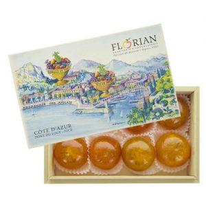Coffret Gourmand Côte d'Azur – Clémentines confites