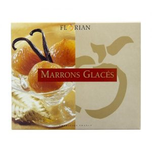 Coffret 8 marrons glacés